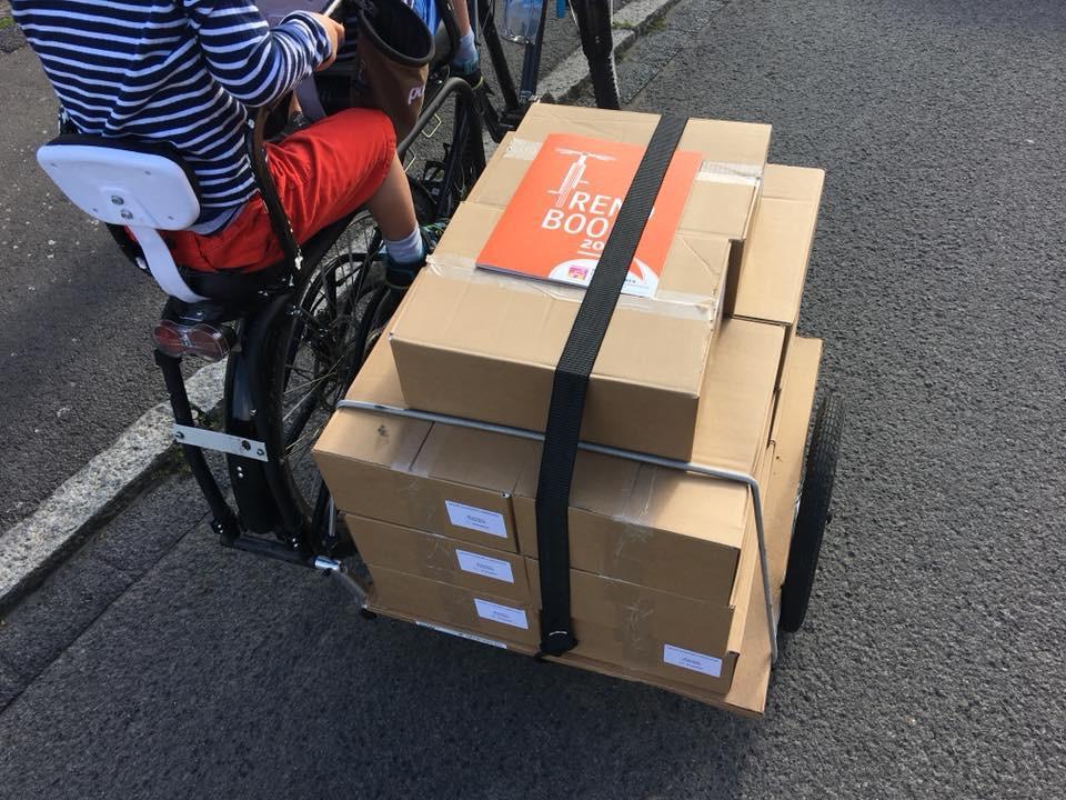 Lastenrad – Cargo – Transport
